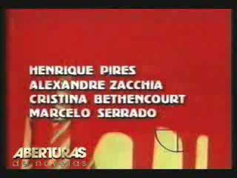 Abertura Da Novela Corpo Santo - Rede Manchete (1987)