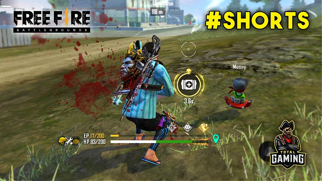 FREE FIRE BEST FRIEND FOR REASON BEST REVIVE EVER #Shorts