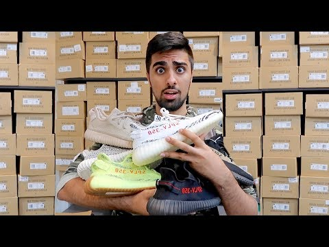 Download Youtube: CRAZY SNEAKER SHOPPING !!!