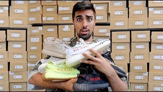 CRAZY SNEAKER SHOPPING !!!