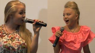 """Анастасия и Виктория Петрик, """"Настроение"""", 19.07.2015"""