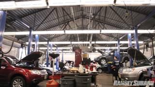 Purchasing New Tires at Ramsey Subaru   NJ Subaru Tire Deals