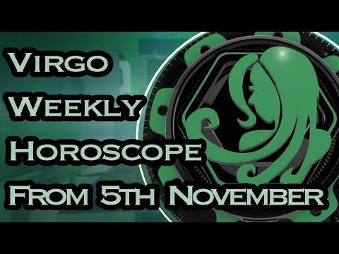 Virgo Horoscope - Virgo Weekly Horoscope From 5th November 2018 In Hindi