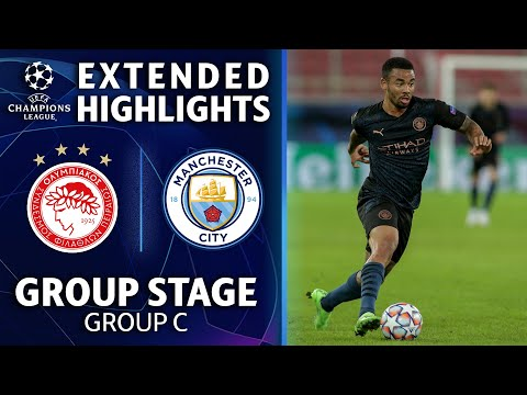 Olympiakos vs. Manchester City: Extended Highlights | UCL on CBS Sports