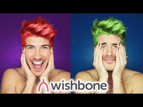 Download Youtube: WHAT COLOR DO I DYE MY HAIR!? | Wishbone