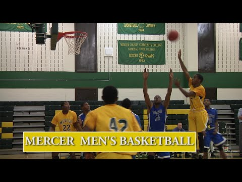 Mercer County College Athletics - Men's Basketball