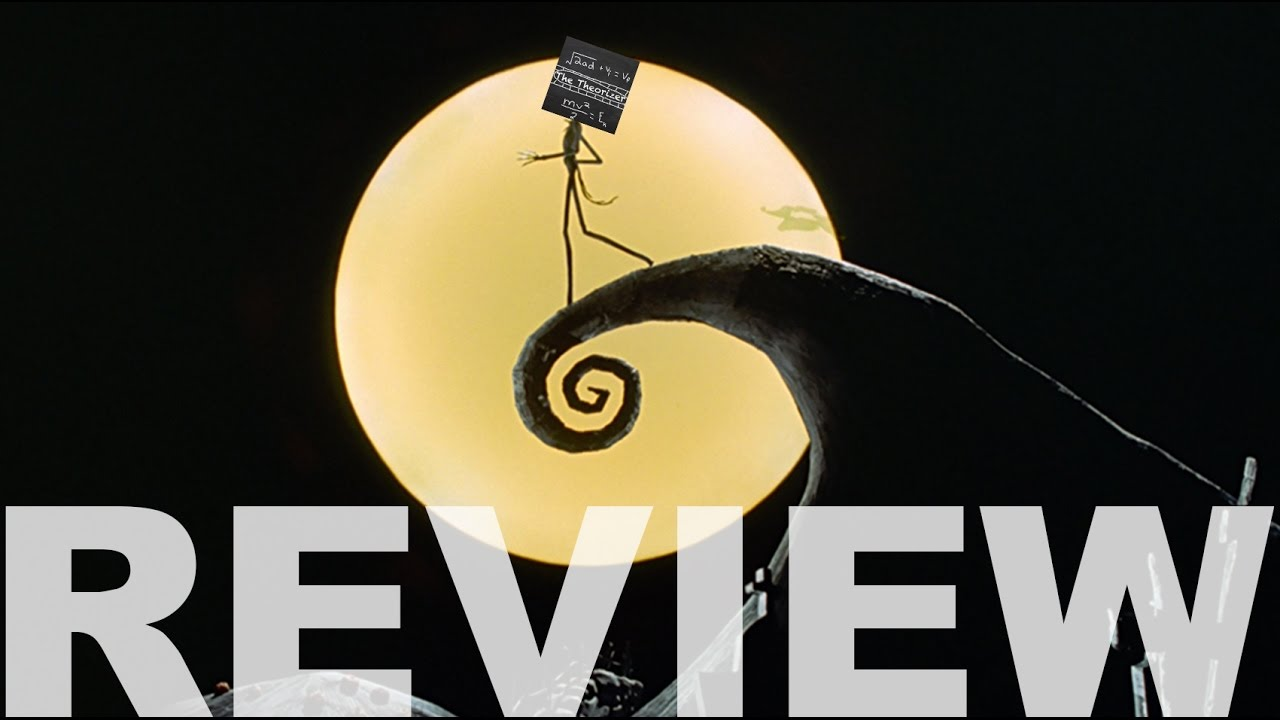 THE NIGHTMARE BEFORE CHRISTMAS [Review] - YouTube