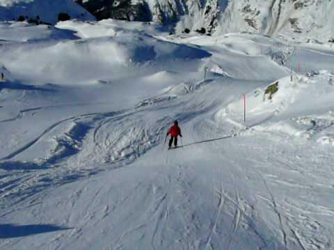 Panoramic ski
