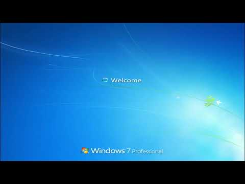 How To Fix Windows 7 Welcome Screen Stuck