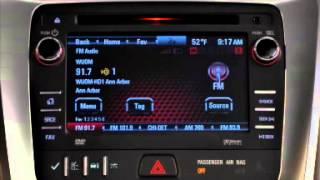 Buick IntelliLink - HD Radio