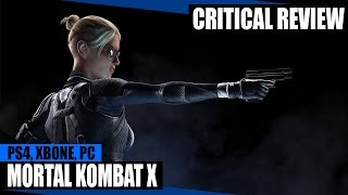 Mortal Kombat X [Critical Review]