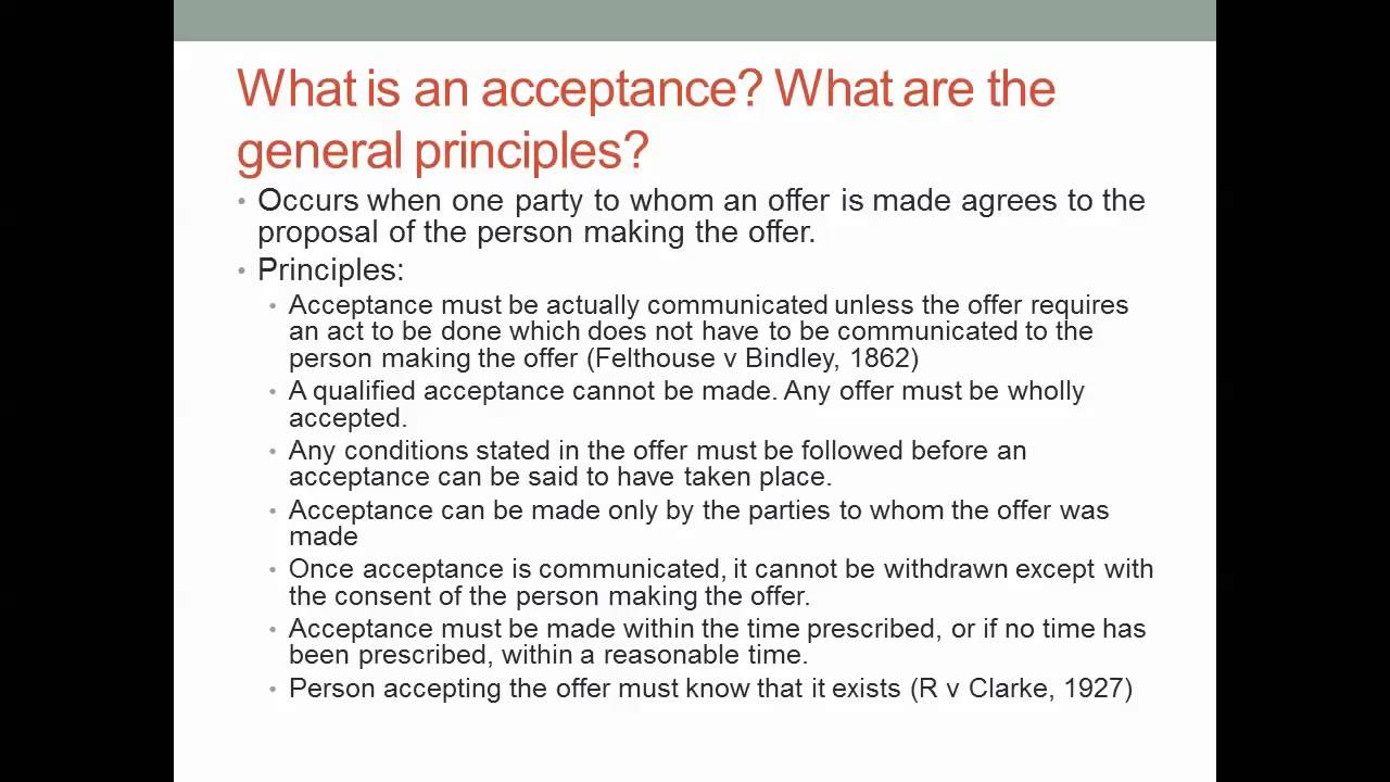 legal studies introduction to contract offer acceptance legal studies introduction to contract offer acceptance consideration