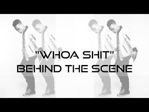 Dana Vaughns - Whoa Shit mv Behind the scenes