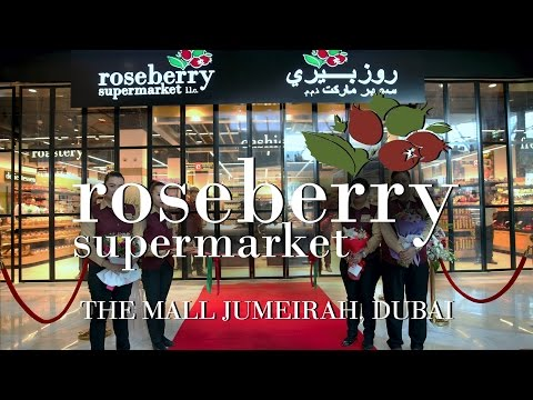 Roseberry Supermarket   The Mall Jumeirah