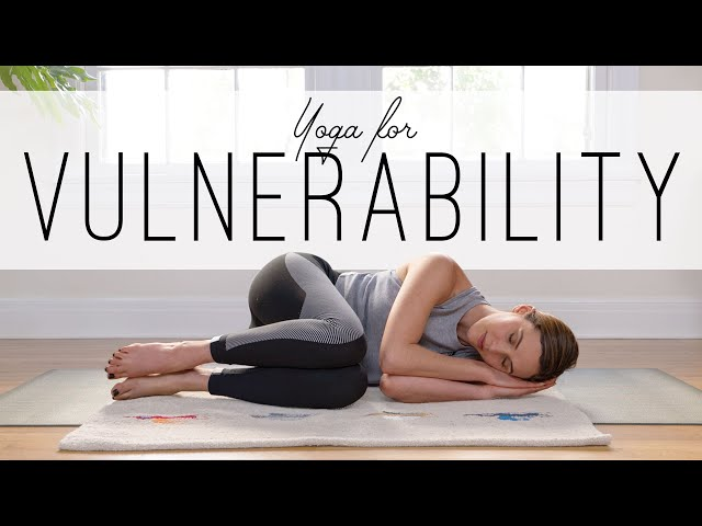 Yoga for Vulnerability     Move #withme     Yoga With Adriene