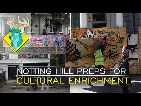TL;DR - Notting Hill Preps for Cultural Enrichment