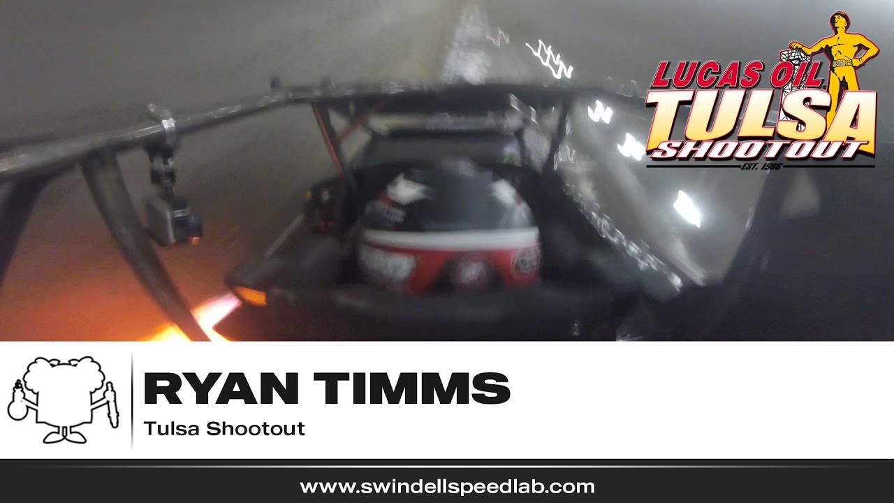 Tulsa Shootout 2020 Ryan Timms Stock NW Qualifier | 1.3.20