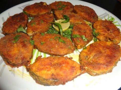 how to make surmai fish fry