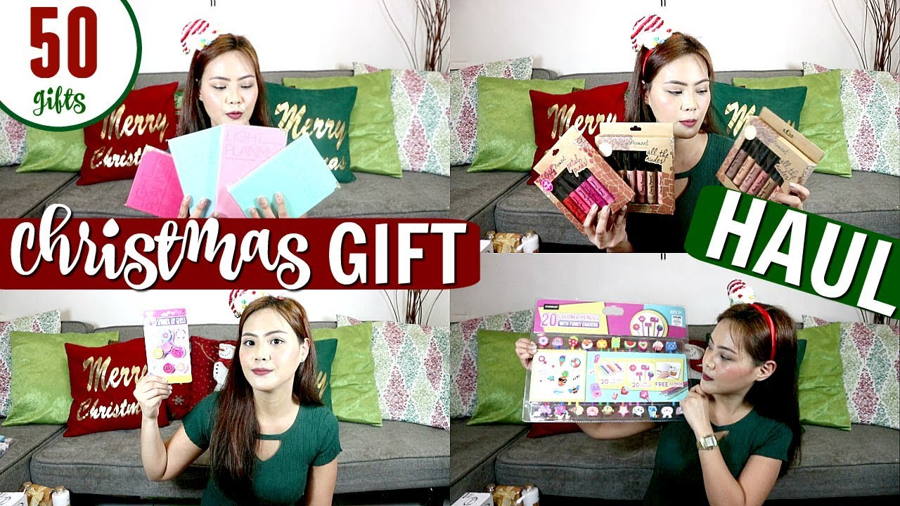 Cheap christmas gifts ideas philippines