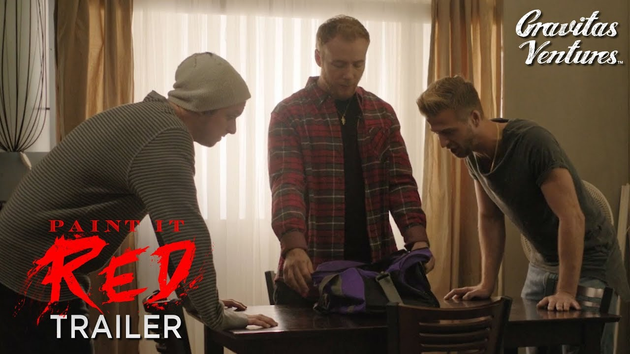 Download Paint it Red | Martin Kove | Cassie Steele | Jack McGee | Trailer