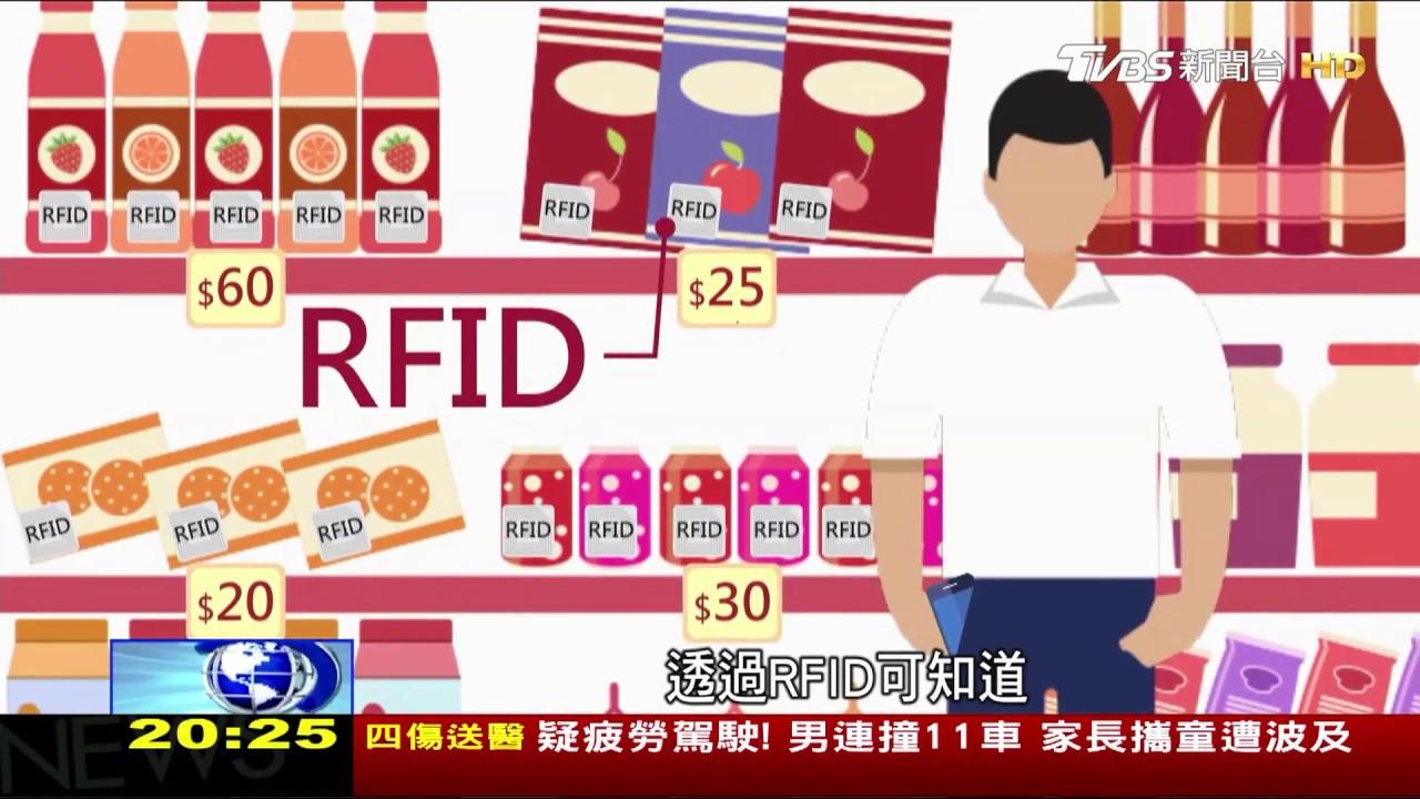 """Download 生物辨識.RFID.電子貨架標籤 成就 """"無人""""!世界翻轉中 20170910"""
