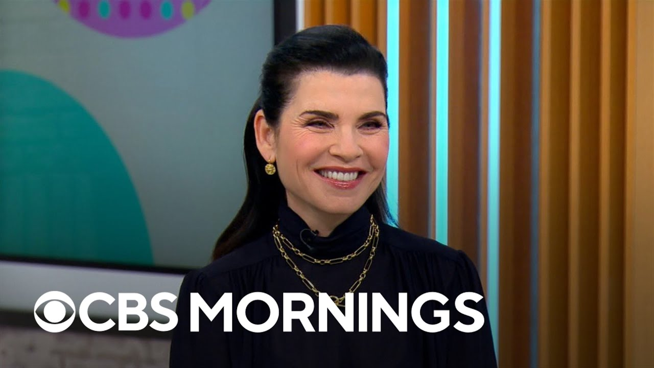 """Download Julianna Margulies on playing an LGBTQ+ character on """"The Morning Show"""""""