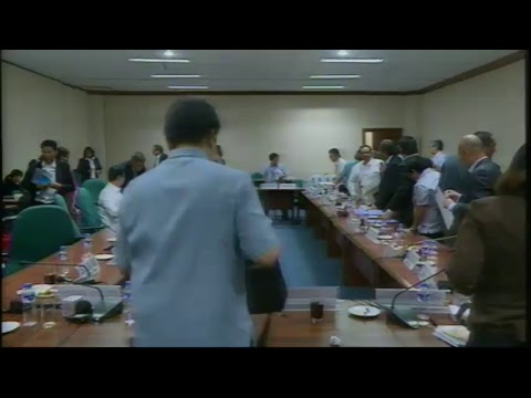 Joint Congressional Power Commission (JCPC) (September 27, 2017)