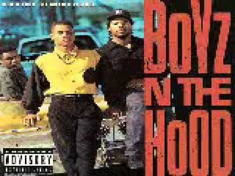 Ice Cube - How To Survive In South Central (Boyz N The Hood Soundtrack)