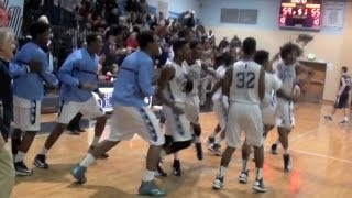 Springbrook Snaaps Magruder's 31 Game Winning Streak in Over-time Classic  12-19-2012
