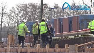betonstort dak matentunnel Assen 2019