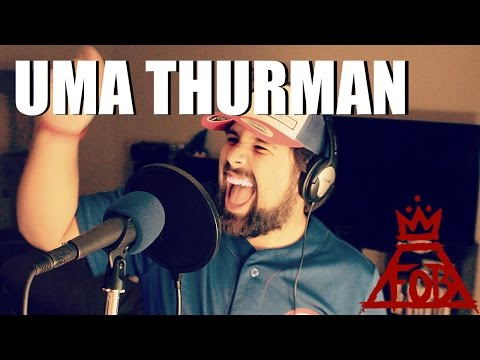 Fall Out Boy - Uma Thurman (Vocal Cover by Caleb Hyles)