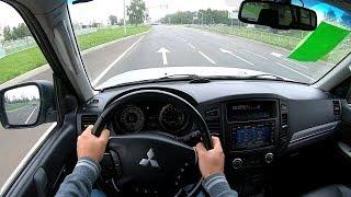2011 Mitsubishi Pajero 3.2 DI-D 4WD AT (200) POV TEST Drive