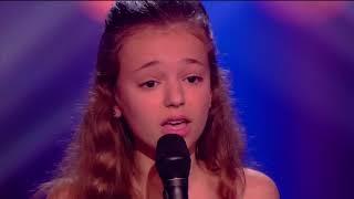 Голос дети, потрясающее выступление (Alan Walker - Faded) the voice kids