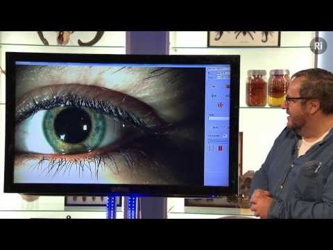 Seeing the back of your eye using Hubble Telescope technology! // 2013 CHRISTMAS LECTURES
