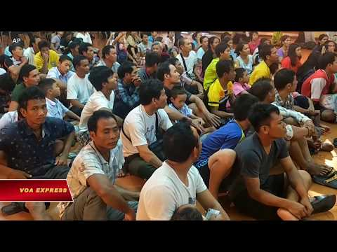 HRW kêu gọi Thái Lan thả 130 người Thượng Việt Nam tị nạn (VOA)
