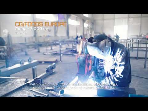 Konstruktor Group, CG/Foods Europe-factory