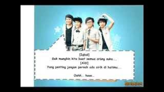 Coboy Junior - Ngaca dulu deh (Lirik)