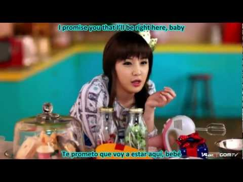 Park Bom (박봄) 2NE1 - You and I (ver 2) sub español +hangul+romanización MV HD
