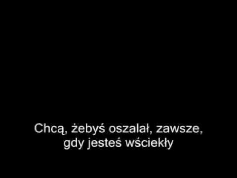Eminem- Sing For The Moment Napisy PL
