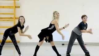 Jennifer Lopez ft  Iggy Azalea   Booty//Zumba Konotop