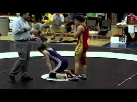 2004 CIS Championships: 65 kg Tara Hedican vs. Jill McCallum