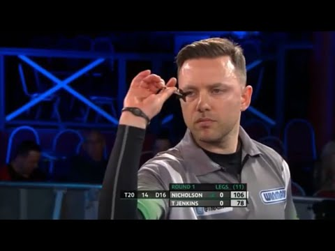 UK OPEN 2018 - NICHOLSON vs JENKINS