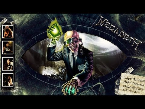 Megadeth  Dawn Patrol  Rust In Peace Polaris Remastered AUDIO QUALITY UPGRADE 2017