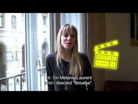 Interview With Mélanie Laurent - (english Subtitles)