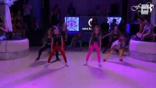Отчетный концерт 2015 - Dancehall kids group (Лебедева Мару)