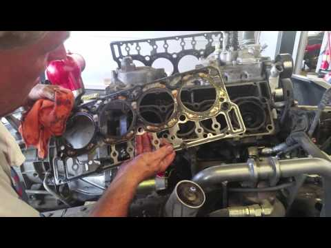 Ford 6.0 Powerstroke head gaskets tips and pointers