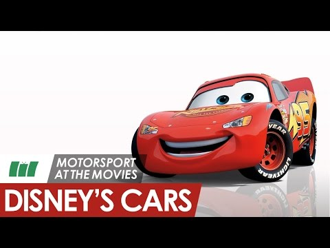 Motorsport at the Movies - Disney's Cars
