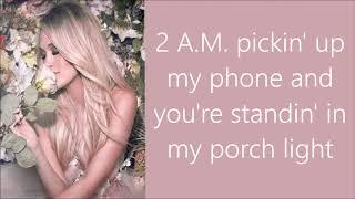 Backsliding - Carrie Underwood Video