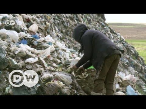 Romania's garbage dumps | DW English