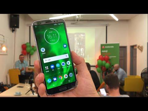 Motorola Moto G6 (prvý kontakt)